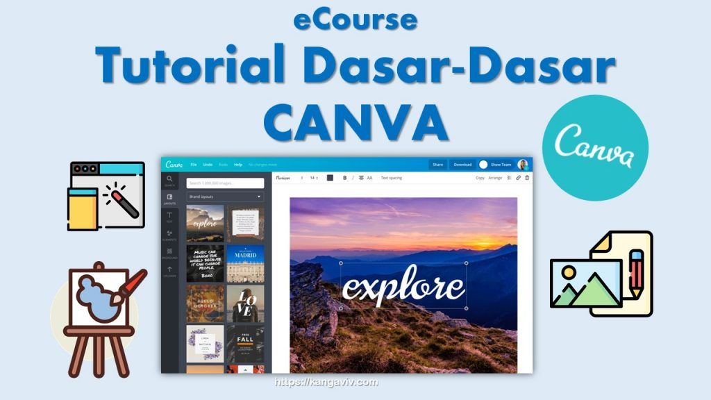 Canva Tutorial Indonesia