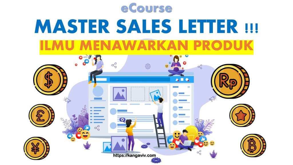 Master sales letter