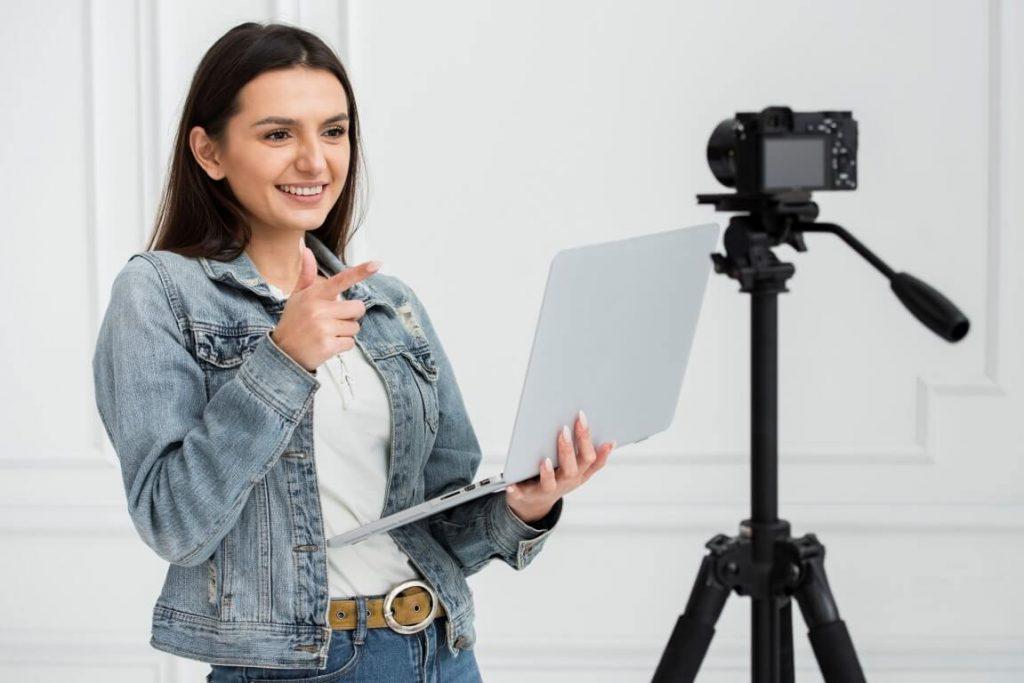 persiapan mengajar online ecourse