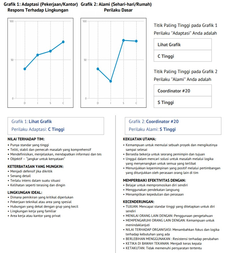 psikotes online disc grafik 1